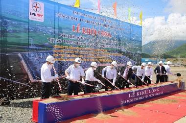 Khởi công dự án Trạm biến áp 500 kV Vân Phong và đấu nối