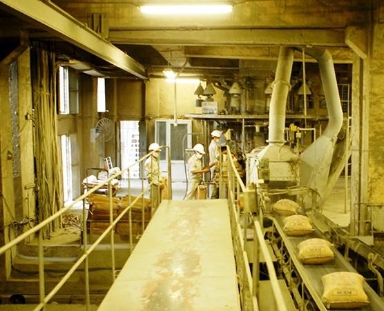 Tiết kiệm năng lượng tại Công ty Xi măng Vicem Hoàng Thạch