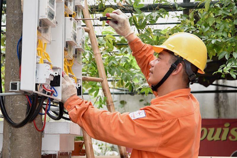 Trọn gói dịch vụ cấp điện mới khi mua điện qua công tơ 1 pha