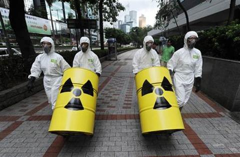 'Chất thải hạt nhân là nguồn năng lượng có giá trị'