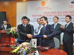 Khởi động dự án BOT Nhiệt điện Vũng Áng 3