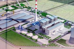 Hai Duong Thermal Power Plant may be launched at the end of this year