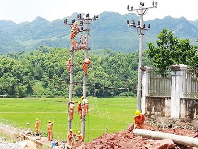 EVN và tỉnh Sơn La thống nhất mục tiêu phát triển điện
