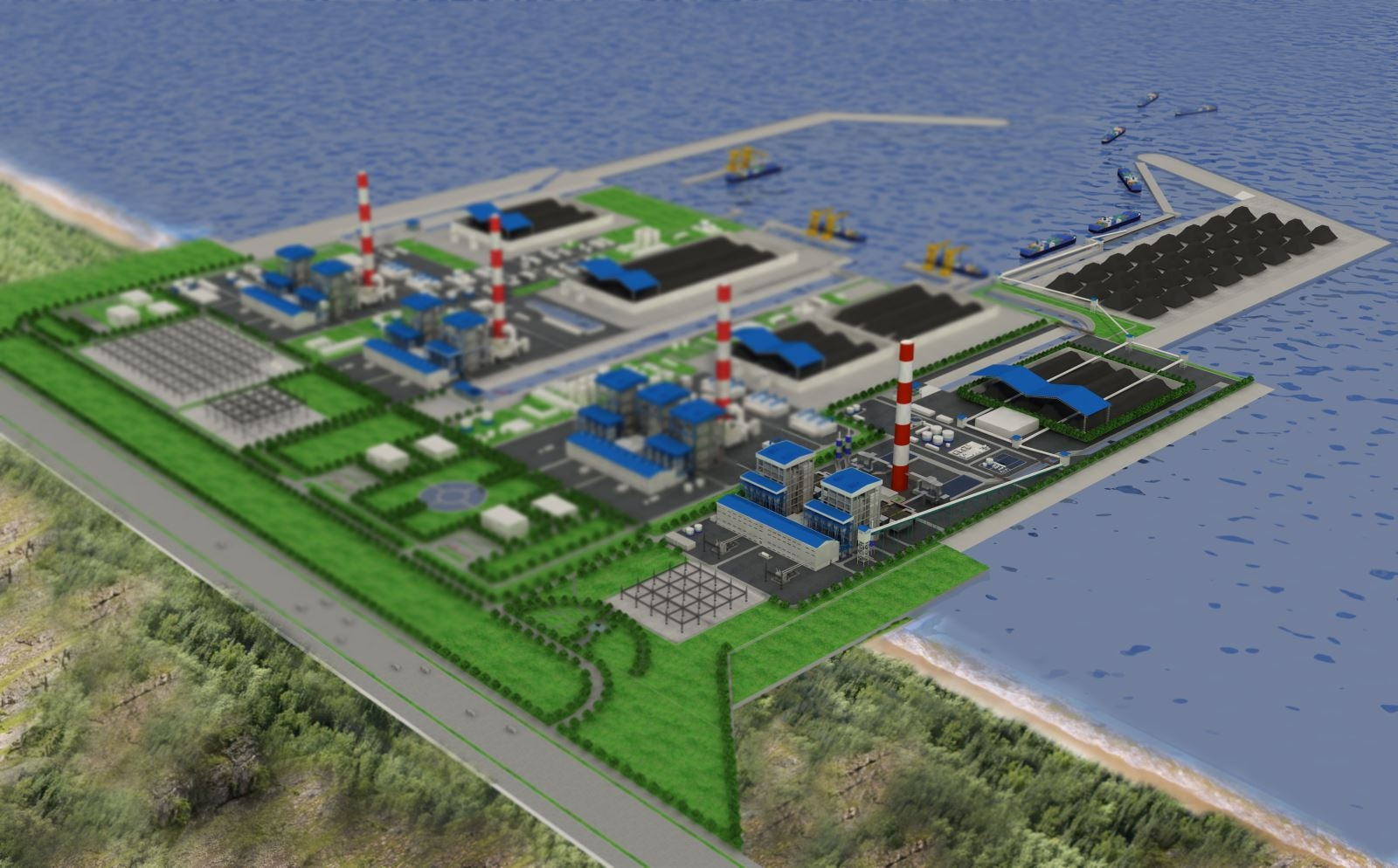 Proposal to supplement the Long An II Thermal Power Plant to Power Planning VII