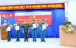 Nhiệt điện Phú Mỹ thành lập Ban Chỉ huy quân sự