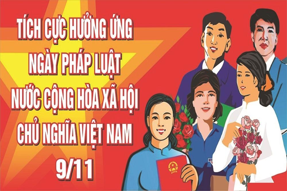 TKV triển khai hoạt động hưởng ứng ngày Pháp luật Việt Nam