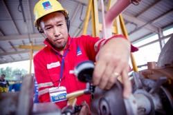 PV Power khai mạc Hội thi tay nghề điện lực dầu khí lần thứ II