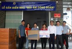 Thủy điện An Khê - Ka Nak: 'Mái ấm công đoàn' đến với người lao động khó khăn