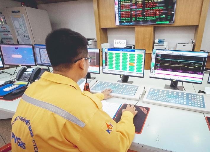 Đấu nối thành công dự án Nam Côn Sơn 2 (giai đoạn 2) tại GPP