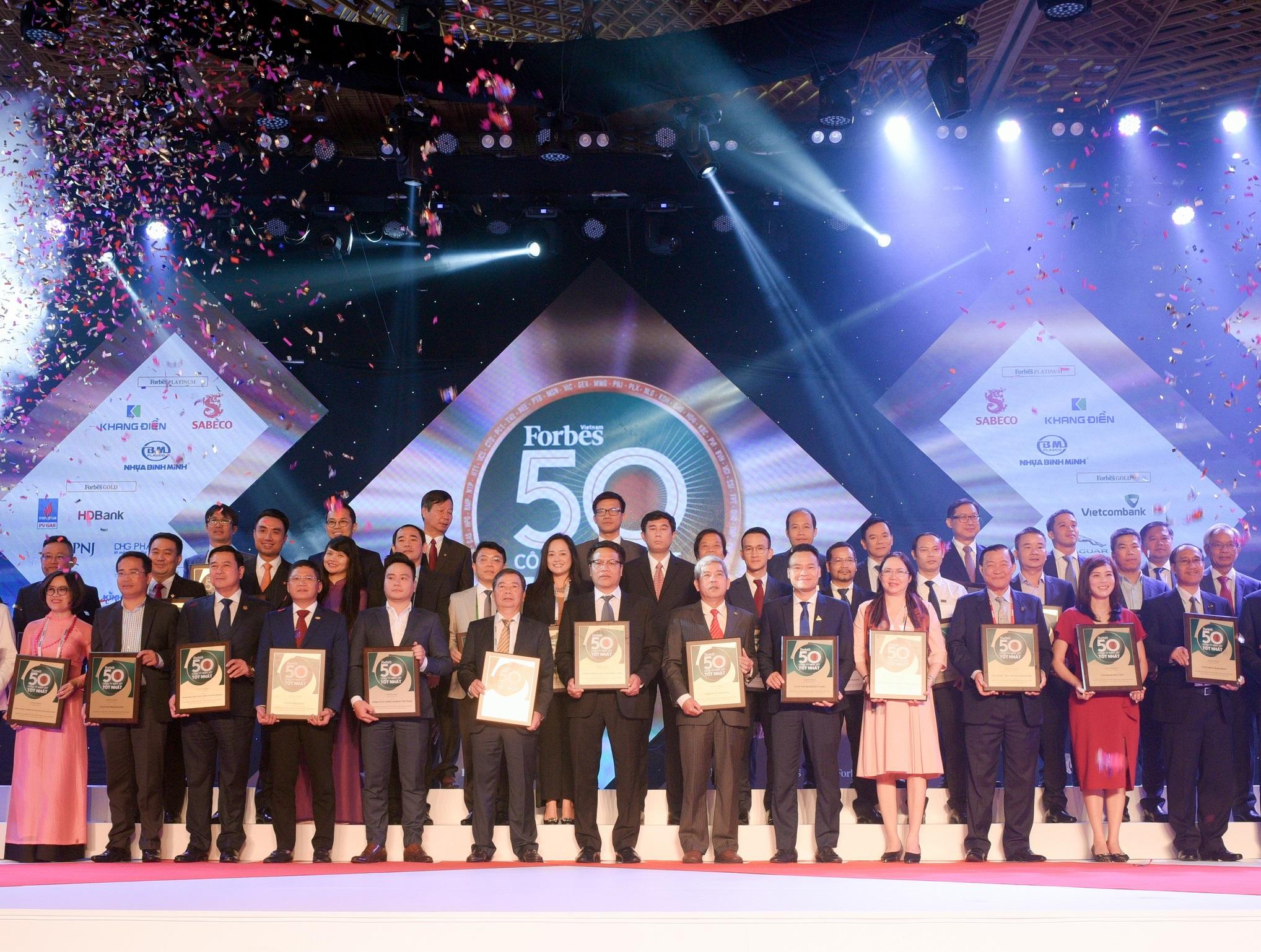 PV GAS lần thứ 8 trong 'Top 50 công ty niêm yết tốt nhất'