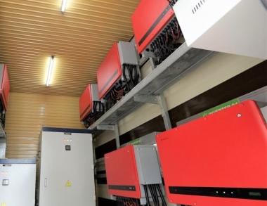 Biến tần quang điện GoodWe mang lại hiệu suất tối đa cho khách hàng