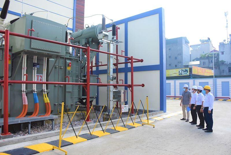 Đóng điện công trình Trạm biến áp 110 kV Bắc Thành Công và nhánh rẽ