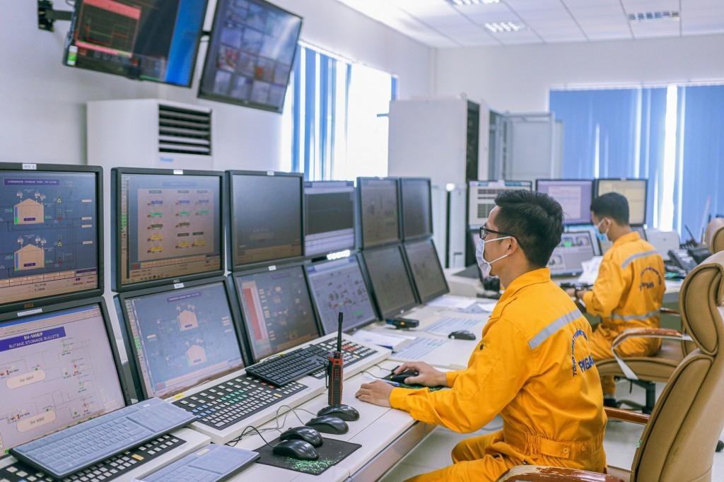 PV GAS hoàn thành vượt mức các chỉ tiêu tài chính 9 tháng đầu năm