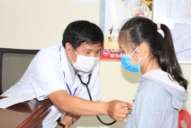 Công ty ĐHĐ tổ chức tiêm ngừa cúm cho người thân CBCNV