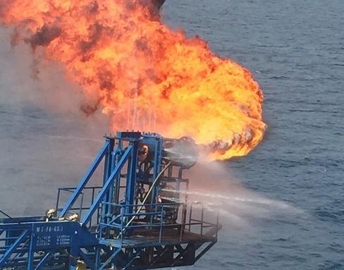 Mỏ Cá Tầm đạt mốc sản lượng khai thác 1 triệu tấn dầu