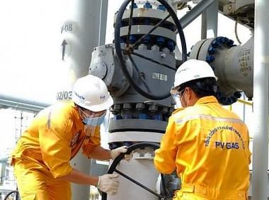 Hoàn thành bảo dưỡng sửa chữa - dừng khí Nhà máy Xử lý khí Dinh Cố