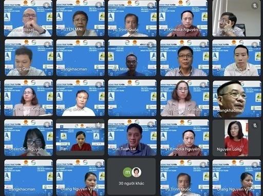 Khóa đào tạo online 'Người quản lý năng lượng' và 'Kiểm toán viên năng lượng'
