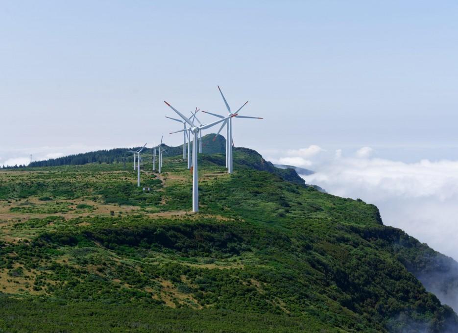 Kon Tum chấp thuận chủ trương đầu tư dự án điện gió Kon Plong
