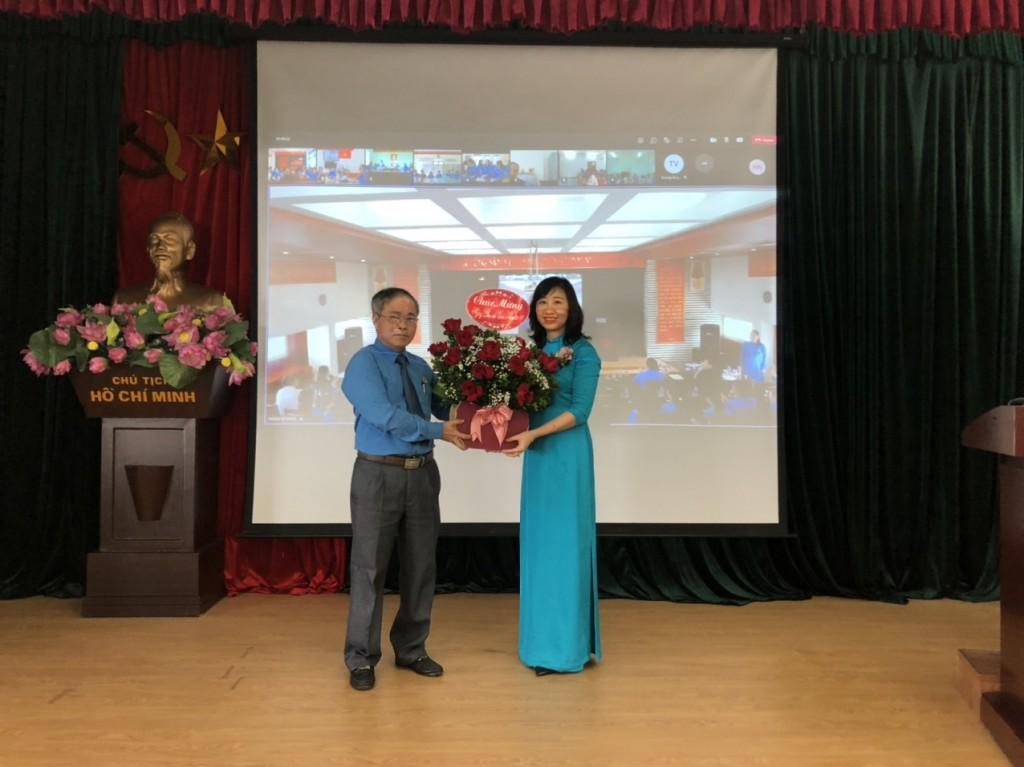 Công đoàn Quacontrol tổ chức hoạt động chào mừng ngày Phụ nữ Việt Nam