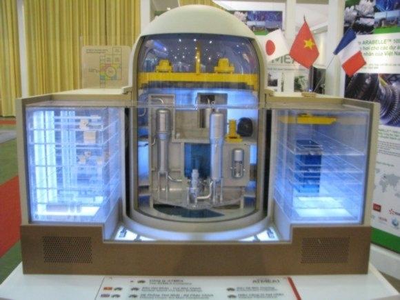 Nghiên cứu tính toán diễn biến sự cố nặng và truyền nhiệt ở đáy thùng lò phản ứng hạt nhân WER-1.000