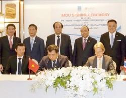 PV Power ký biên bản ghi nhớ hợp tác với tập đoàn Thái Lan