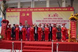 Khánh thành công trình xã hội tại Thanh Hóa do PVFCCo tài trợ