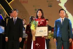 NT2 trong Top 10 doanh nghiệp bền vững Việt Nam 2019