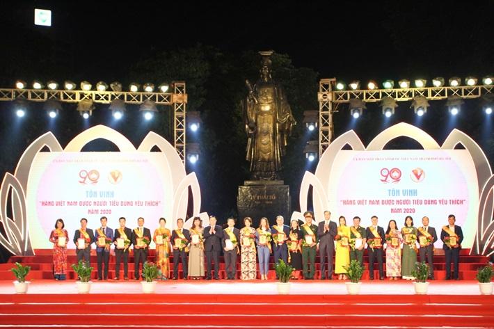 CADI-SUN: Top 1 'Hàng Việt Nam được người tiêu dùng yêu thích 2020'