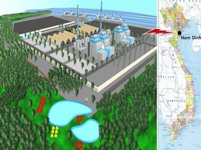 Năm 2020 Nhà máy nhiệt điện Hải Hậu sẽ phát điện