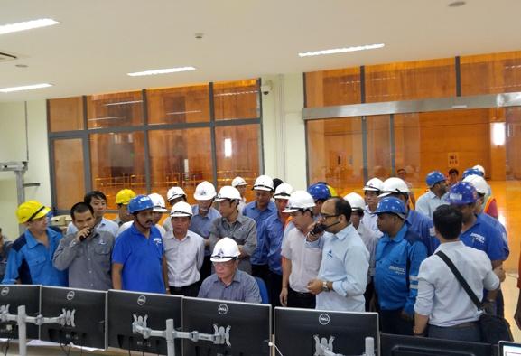 Tổ máy 2 Thủy điện Xekaman 1 hòa lưới điện quốc gia