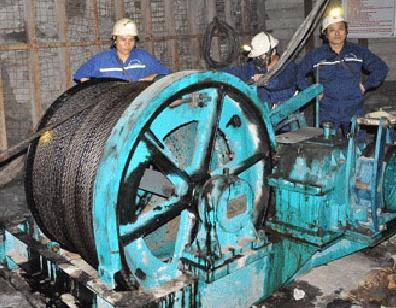 Quy chuẩn kỹ thuật quốc gia về an toàn tời trục mỏ