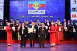 Quacontrol trong 'Top 10  Thương hiệu nổi tiếng đất Việt'