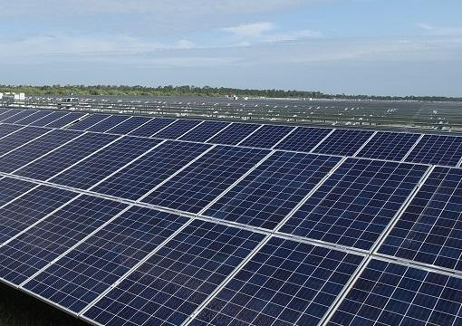 Nhà máy điện mặt trời Thác Mơ hòa lưới điện quốc gia