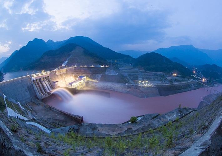 Nhà máy Thủy điện Lai Châu đạt sản lượng 20 tỷ kWh