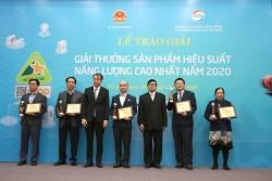 Trao giải thưởng Sản phẩm hiệu suất năng lượng cao nhất năm 2020