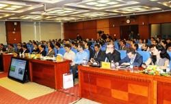 """Đại biểu tham dự Hội thảo """"Phát triển thị trường Năng lượng Việt Nam"""""""
