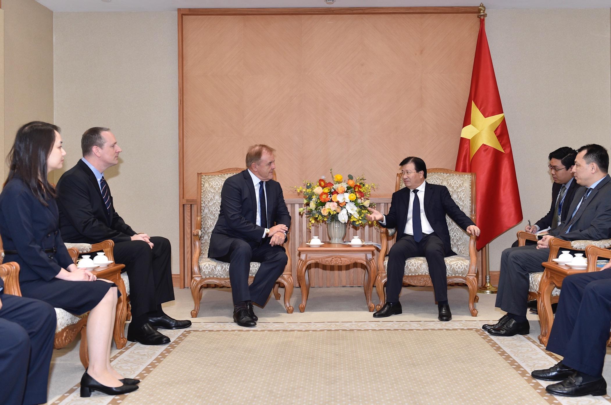 JSE đề xuất mở rộng khai thác dầu khí trên thềm lục địa Việt Nam