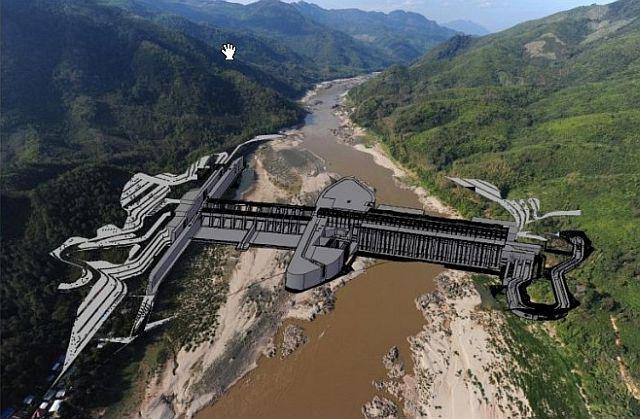 """""""Lào sẽ tham vấn Việt Nam trước khi xây thủy điện trên sông Mekong"""""""