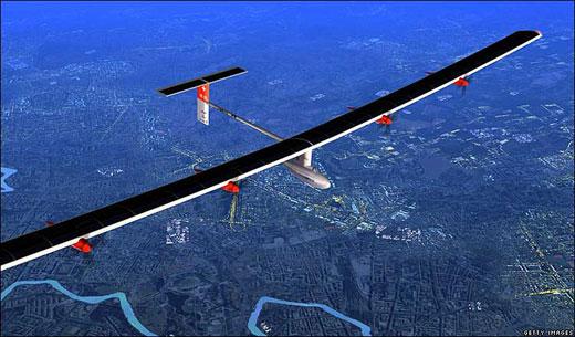 Hành trình xuyên nước Mỹ bằng máy bay năng lượng Mặt Trời