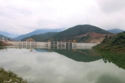 Tổ máy cuối cùng của Thủy điện Trung Sơn phát điện
