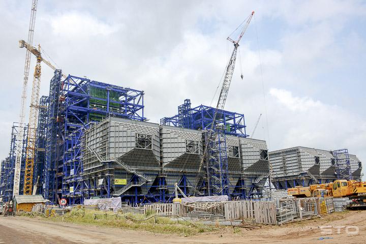 Đề nghị GE hỗ trợ PM trong dự án Nhiệt điện Long Phú 1