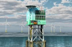 Phát triển nhiên liệu khí hydro xanh gắn với điện gió ngoài khơi