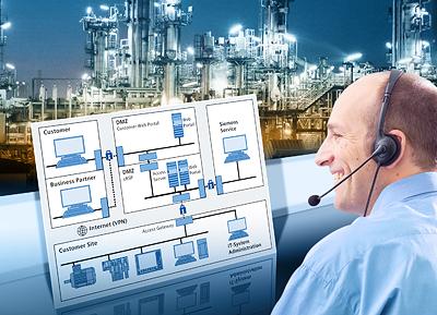 Sự hài lòng của khách hàng là mục tiêu phấn đấu của Siemens