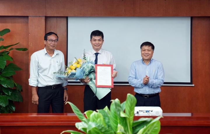TS. Nguyễn Anh Đức được bổ nhiệm lại chức vụ Viện trưởng Viện Dầu khí Việt Nam