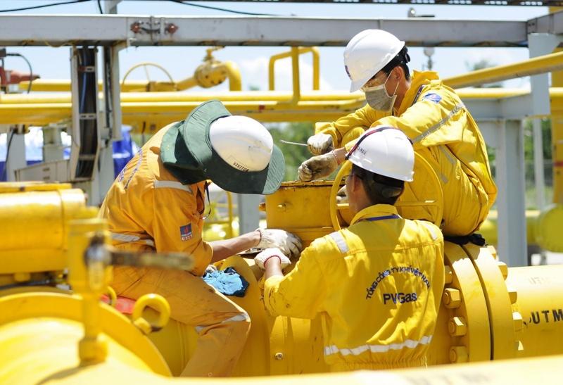 Bảo dưỡng định kỳ Hệ thống đường ống khí PM3-Cà Mau