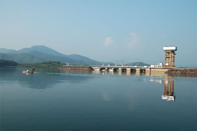Quy trình vận hành liên hồ lưu vực sông Kôn - Hà Thanh
