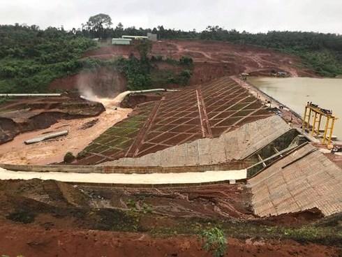 Kiểm tra, khắc phục sự cố thủy điện Đắk Kar, Đắk Sin 1