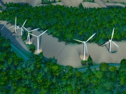 Quang Binh will create the favorable conditions for rapid implementing B and T wind farm group