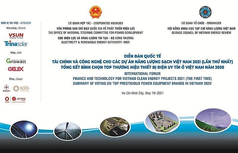Vấn đề tài chính, công nghệ, thể chế cho đầu tư phát triển năng lượng sạch Việt Nam