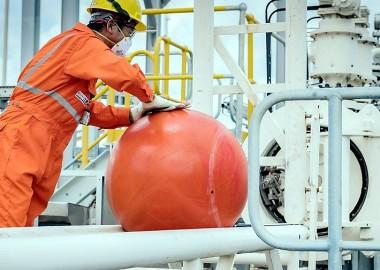 Chuẩn bị 'bảo dưỡng lớn' toàn bộ hệ thống xử lý khí Nam Côn Sơn